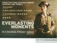 Everlasting Moments Cinema Ad in Time Out