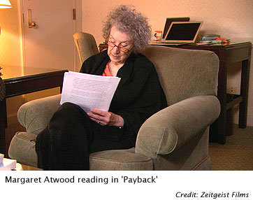 Margaret Atwood on Progress Traps in two new Films