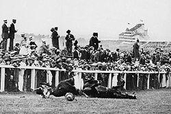 Emily Wilding Davison suffragette Derby 1913