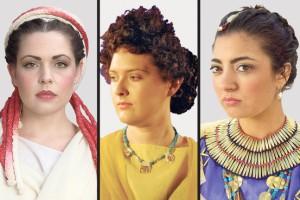 hairdresser archaelogist