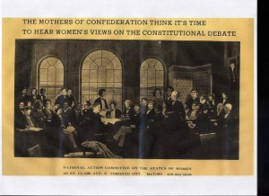 Mothers of Confederation poster Moira Armour JPEG