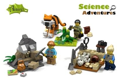 Lego Science Adventures