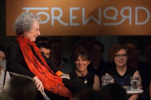 Margaret Atwood c Kelly Corrigan interview Medium Foreword Jan 2015