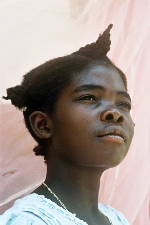Haiti 1988 Philomene by Maggie Steber National Geographic photographer
