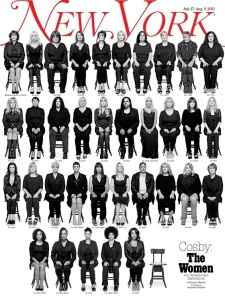 New York Magazine The Empty Chair Bill Cosby jpg